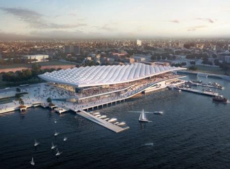 Plans for new Sydney Fish Market revealed
