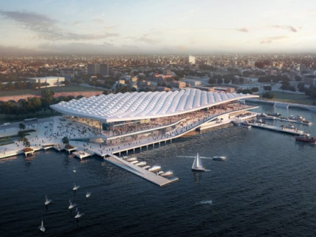 Plans for new Sydney Fish Market revealed