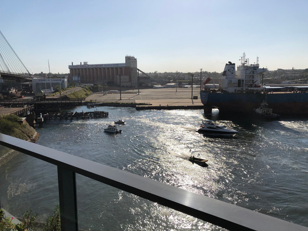Boat congestion 6