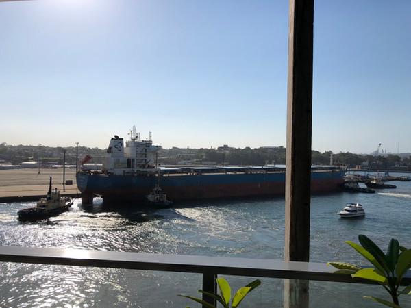 Boat congestion 3