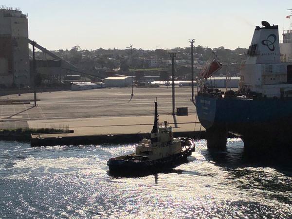 Boat congestion 1