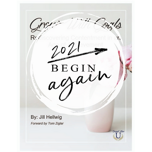 Grow With Goals e-Book