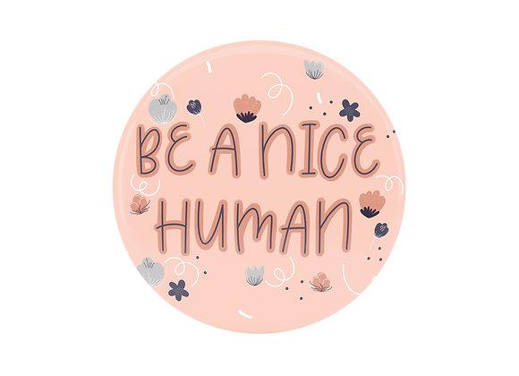 Nice Human Magnet