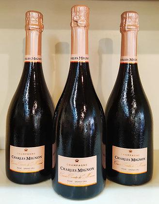 Domaine Charles Mignon - Grand cru - Brut  Rosé