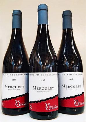 Vignerons de Genouilly - Mercurey - Bourgogne
