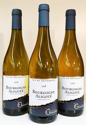 Vignerons de Genouilly - Bourgogne Aligoté
