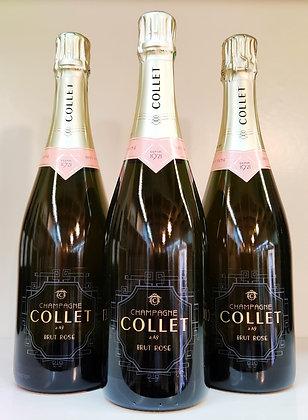 Champagne COLLET - Brut Rosé