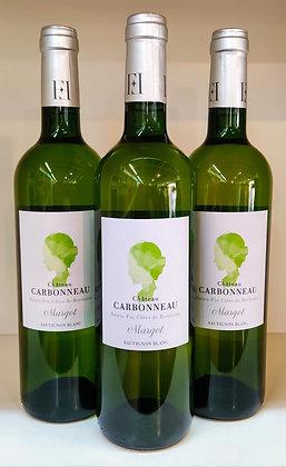 Château CARBONNEAU - Cuvée Margot - Côtes de Bordeaux