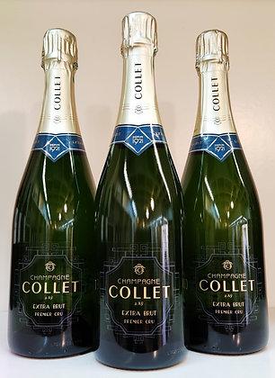 Champagne COLLET - Extra Brut - Premier Cru