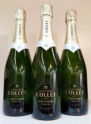 Champagne COLLET - Blanc de Blancs - Premier Cru