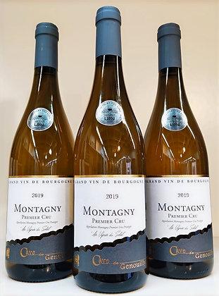 Vignerons de Genouilly - Montagny 1er Cru - Bourgogne