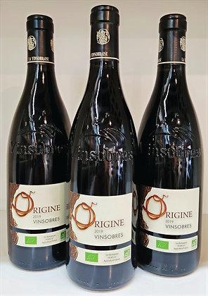 Domaine La Vinsobraise - Origine - Vinsobres