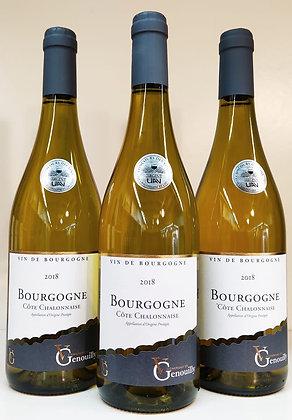 Vignerons de Genouilly - Côte Chalonnaise - Bourgogne