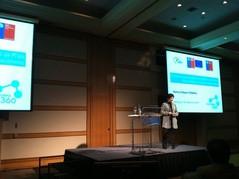 Plataforma360 expuso en primer Encuentro de Transferencia Tecnológica