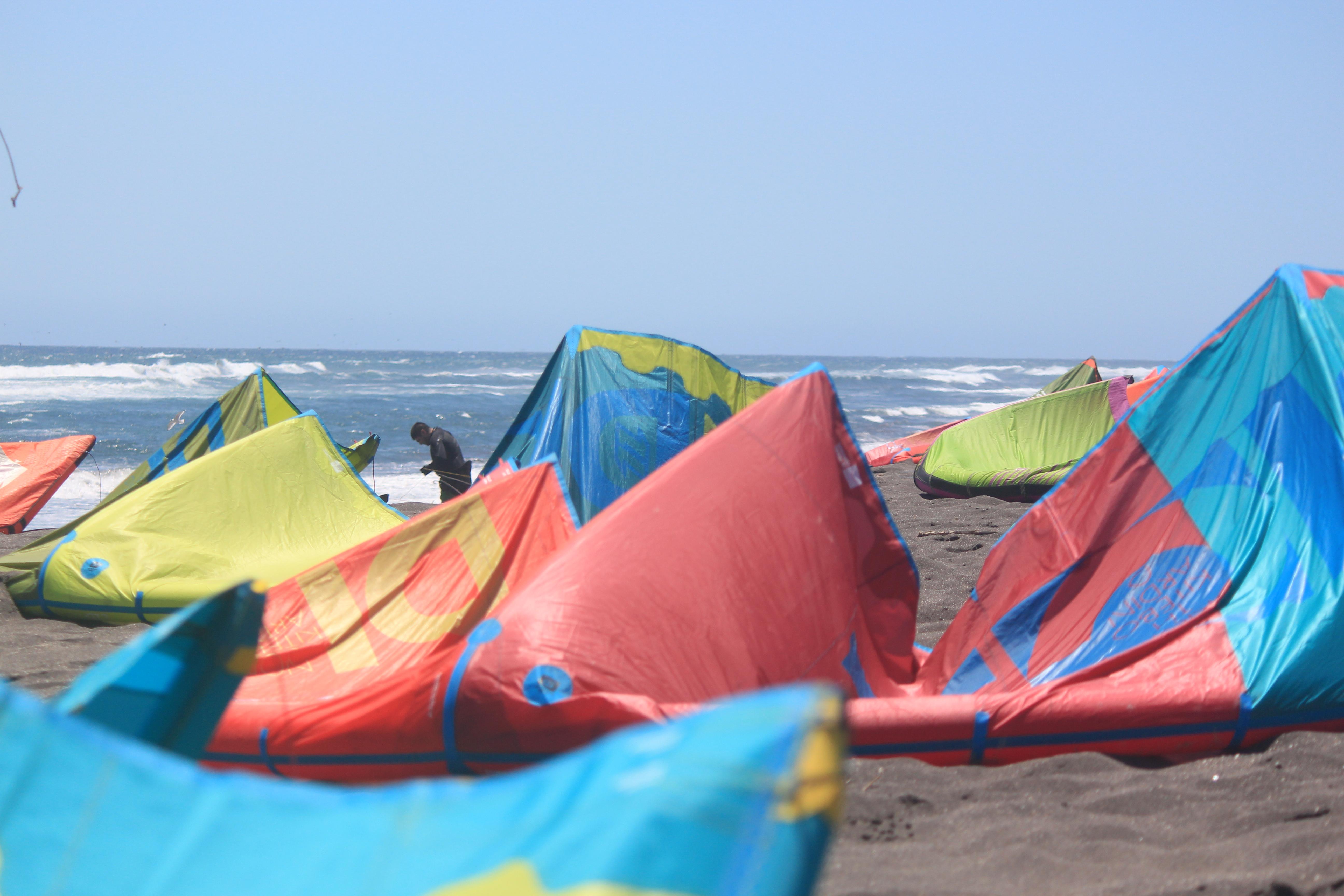 Kitesurf en Pupuya