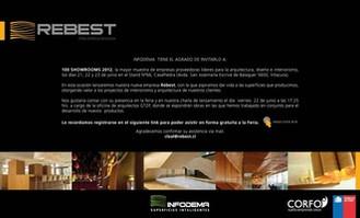 100 Showrooms 2012