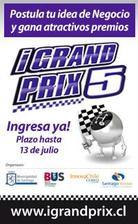 Se abren postulaciones para el Concurso I Grand Prix 5