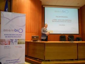 I Taller Regional de Biotecnología - Valdivia 2012