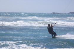 Tandem kitesurf en Pupuya