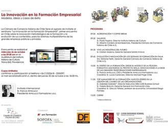 Seminario: La Innovación en la Formación Empresarial