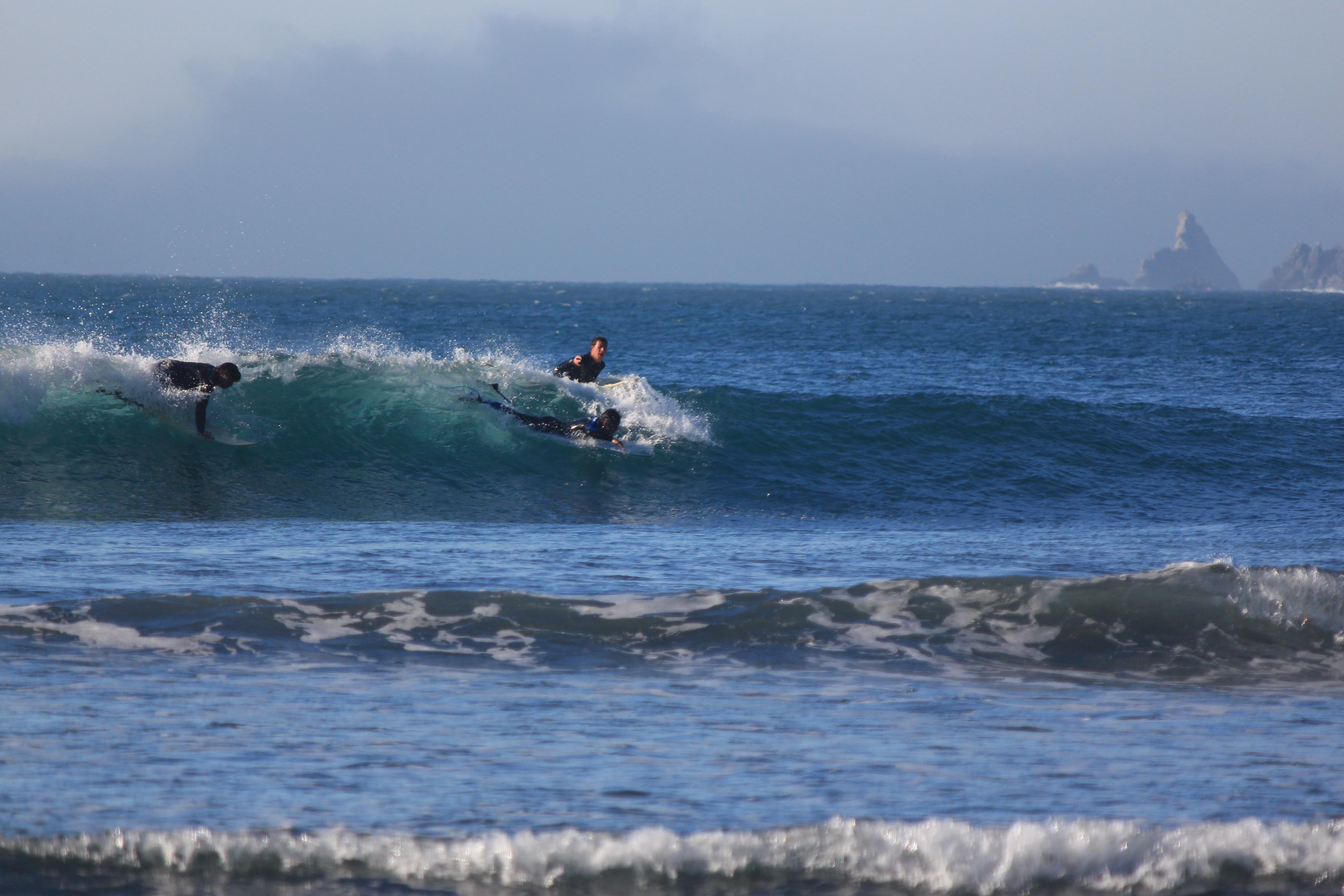 Surf en Pupuya
