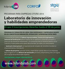 HibridaLAB, nuevo Proyecto de Plataforma360 junto con Sercal