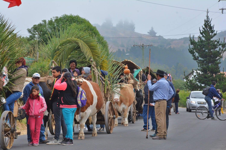 Fiestas costumbristas en Pupuya