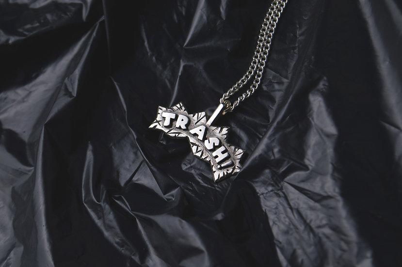 TRASH necklace