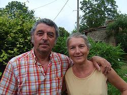 Agnès et Michel