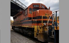 Buffalo & Pittsburgh SD45-2