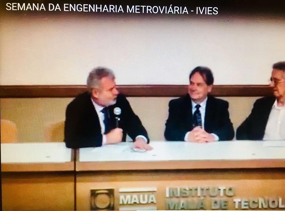 SEMANA DA ENGENHARIA METROVIÁRIA - IVIES