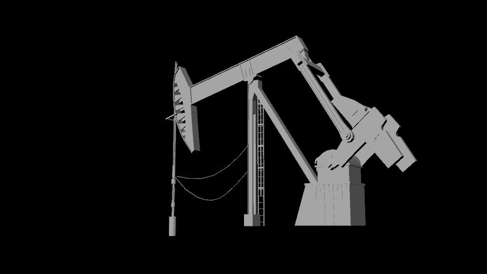 OIL FRACKING DRILLING MACHINE