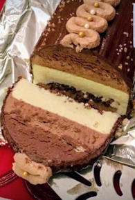 3 Chocolate Entremet (can be gluten free) starting $71: 10/12 persons