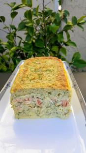 salmon & cod Terrine : $36 (10/12 slices)
