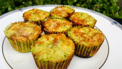 Fennel and bacon clafoutis (no crust): $1.70 each (minimum order of 30)