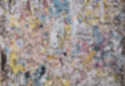 Image of torn paper on bulleting board - Oakldn Therapist, EMDR Therapist, Trauma, PTSD