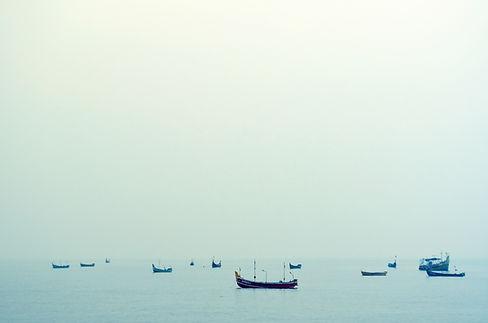 Barche in acqua