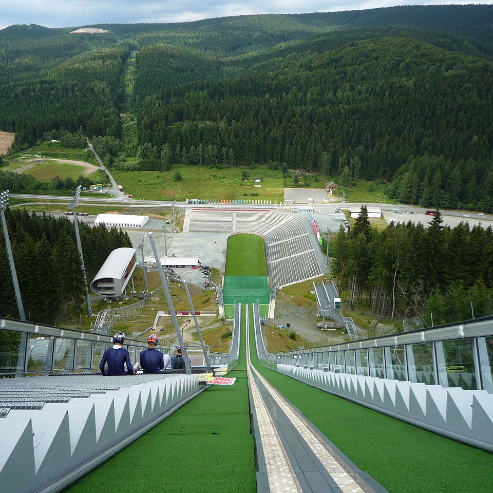 Vogtland Arena 4 km