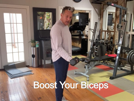 Boost Your Biceps (video)