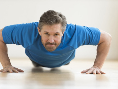 10 Workout Tips For Middle-Aged Men