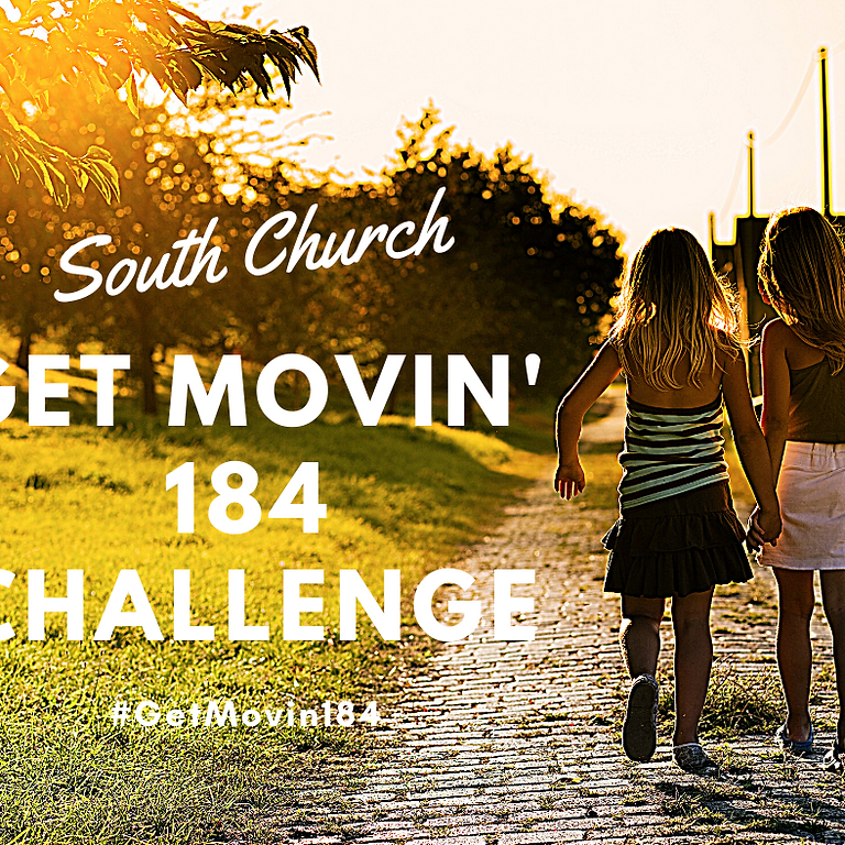 South Church's Get Movin' 184 Challenge