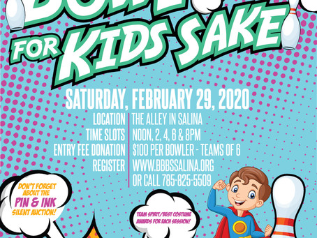 Bowl For Kids Sake - Big Brothers Big Sisters
