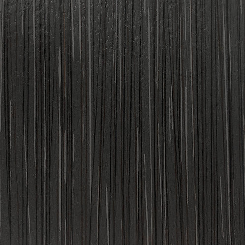 Luxury Vinyl Dark Grey Stripe Fabric