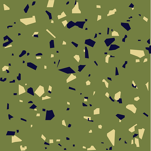 Rubber Flooring Tsinly Hammered_Herb Green