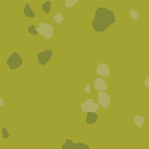 Rubber Flooring Moss Yellow