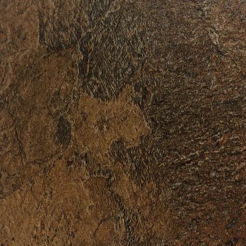 Luxury Vinyl Dusty Brown Slate Stone