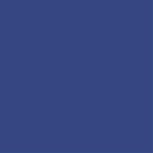 (AC 3418) COBALT BLUE