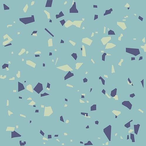 (CJ-005) ROBIN BLUE