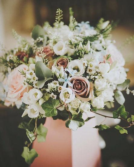 Wedding Flowers Cornwall, Bridal Bouquet Cornwall