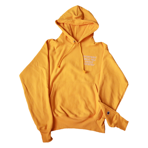 Everybody Great Champion Hoodie